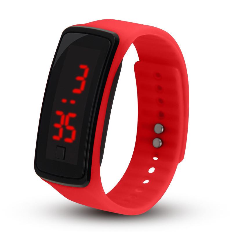 ALEOBONWAY Red Смарт-браслет часы наручные ingersoll часы in5010wh