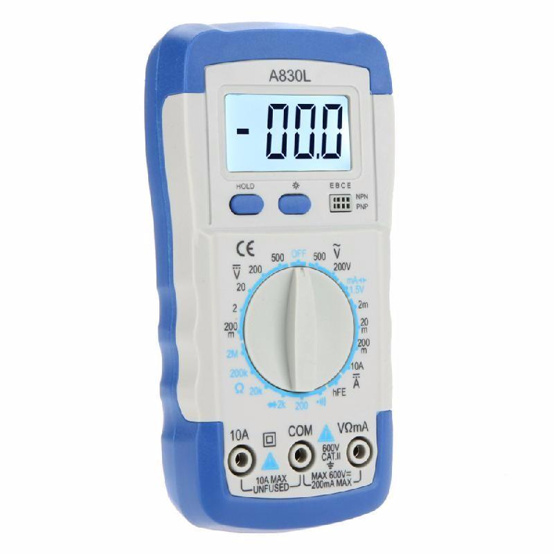 meterk Blue dc 4 5 30v 0 50a двойной красный светодиодный цифровой вольтметр амперметр напряжение питания amp es9p