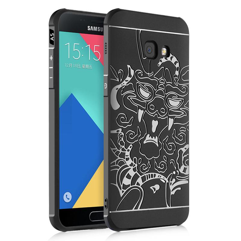 goowiiz Черный дракон Samsung Galaxy A7 2017 redline ibox premium для samsung galaxy a3 purple