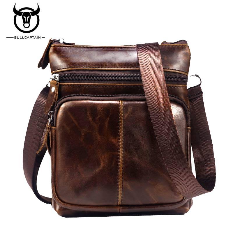 BULLCAPTAIN коричневый bolsos mujer de marca famosa women handbags shoulder bags lady hard zipper messenger bag pu leahter socialite bolsas femininas