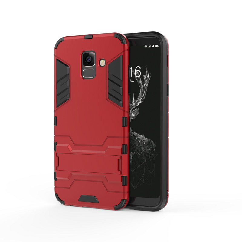 WIERSS красный для Samsung Galaxy A6 2018 цена