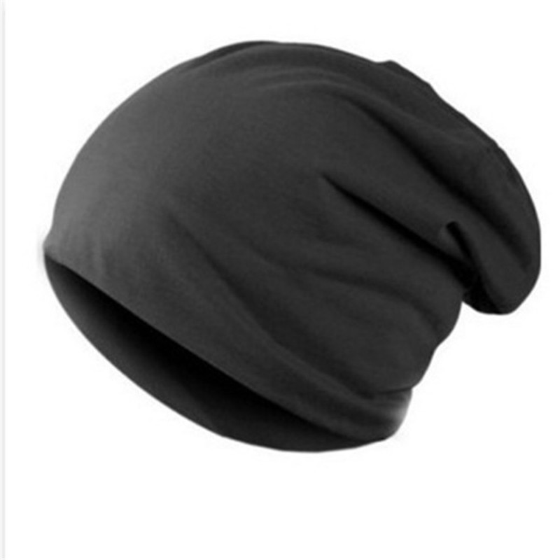CXSHOWE Темно-Серый new unisex knitting beanie hat two sided warmed winter casual sports cap