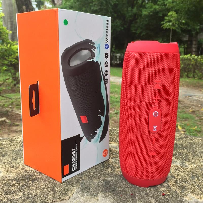 QingRX красный для J logo sony портативный bluetooth динамик