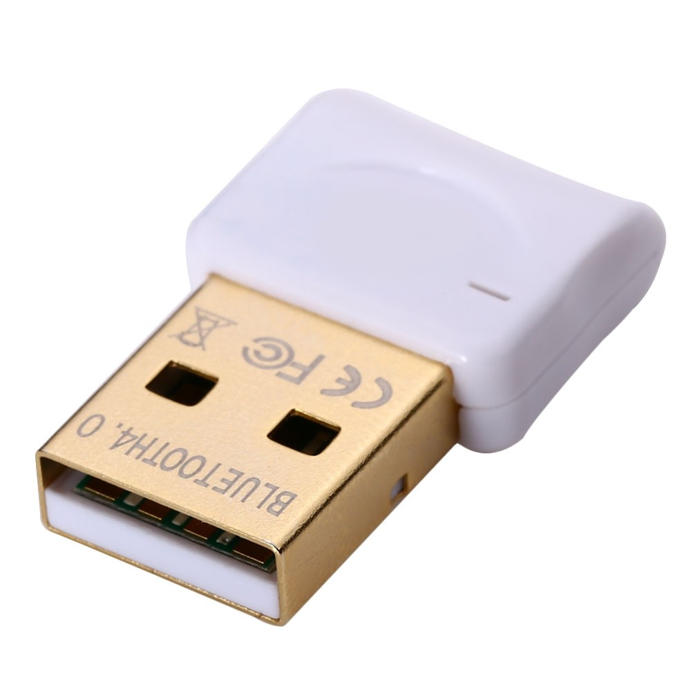 WE YOUNG WE DO White mini usb bluetooth adapter v 4 0 dual mode wireless dongle wholesale csr 4 0 usb 2 0 3 0 for win 7 8 win 10 vista xp 32 64 black