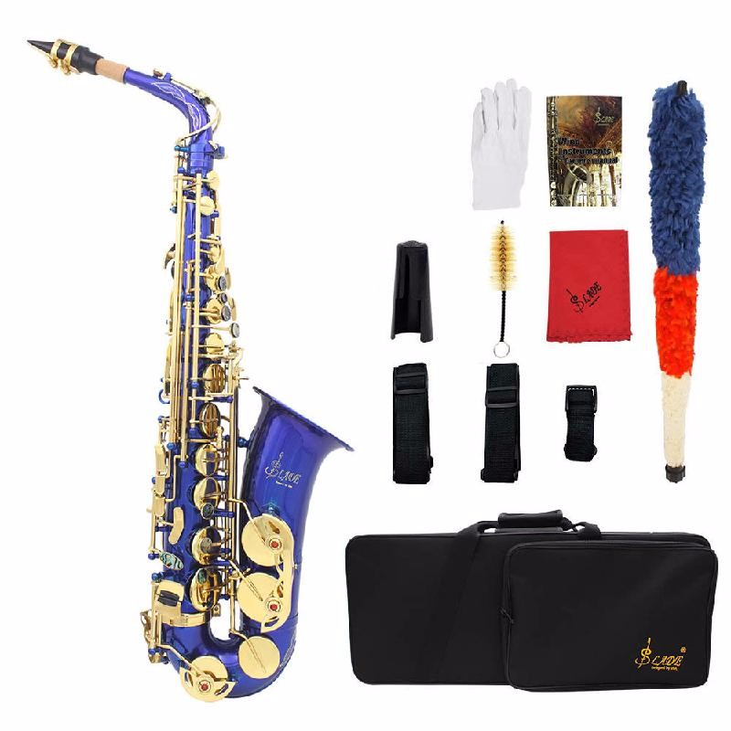 ammoon Black original taiwan museadf t 92 professional tenor saxophone brand instrument b flat unique antique copper brass sax