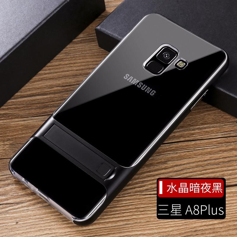 goowiiz Очистить черный Samsung Galaxy A8 Plus 2018 A7 2018 blackview a8 смартфон