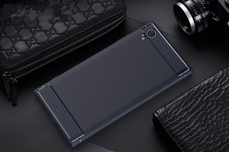 WIERSS Темно-синий для Sony Xperia XA1 Ultra 6 &quot аксессуар защитное стекло sony xperia xa1 luxcase 0 33mm 82170