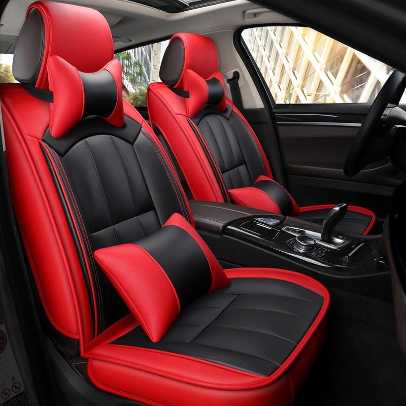 To Your Taste auto accessories Red Деловая одежда