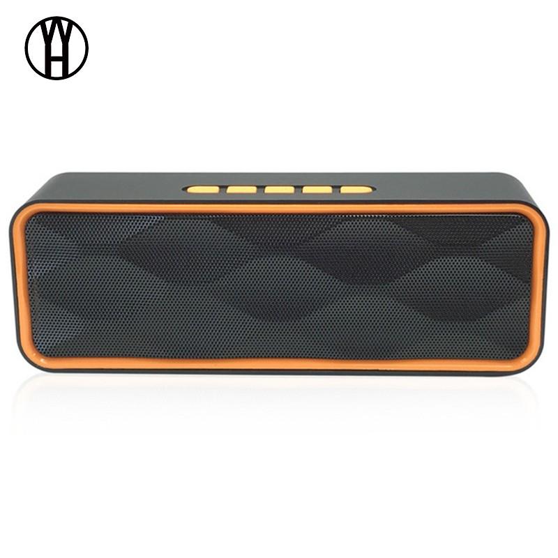 WH Оранжевый цвет sony ericsson saaiy sa s58 bluetooth динамик беспроводной компьютер сабвуфер звук наружная портативная карта квадратное танцевальное аудио