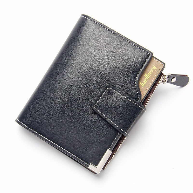 ETONWEAG Blue M batman bifold wallet dft 13010