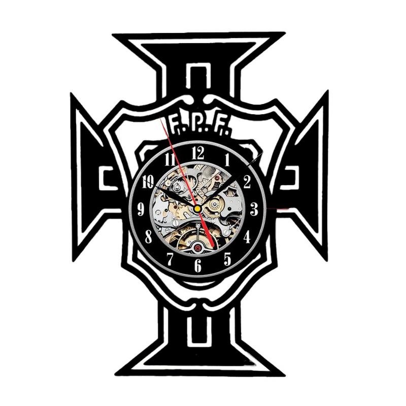 Настенные часы Португалия Футбол BOGAO черный фото