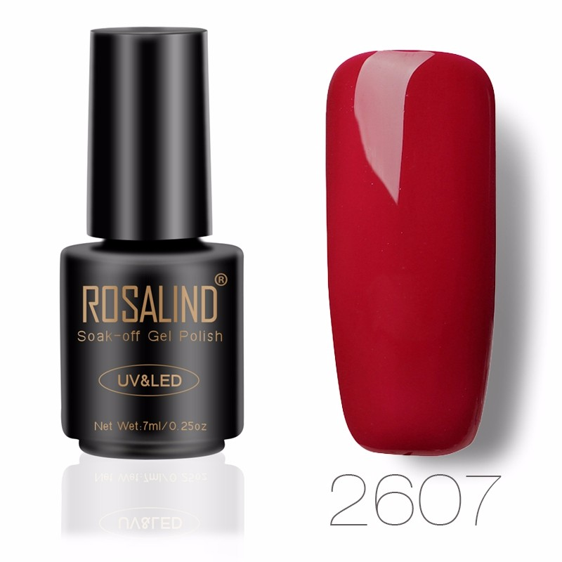 ROSALIND Хаки лаки для ногтей иллозур лак для ногтей гламур тон 94