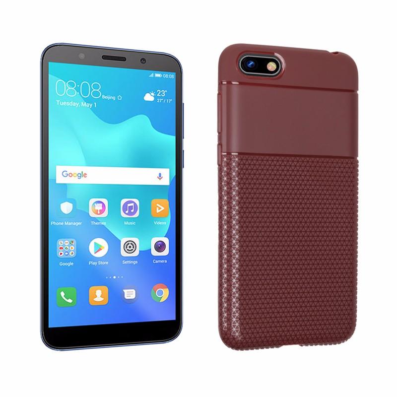 goowiiz коричневый HUAWEI Y5 2018 Y5 Prime 20187 Play смартфон huawei y5 2017 mya u29 2 16gb gold золотой 51050nfe