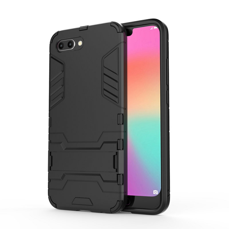 WIERSS черный для Huawei Honor 10 Shockproof Hard Phone Case для Huawei Honor 10 COL-AL00 COL-AL10 COL-TL00 COL-TL