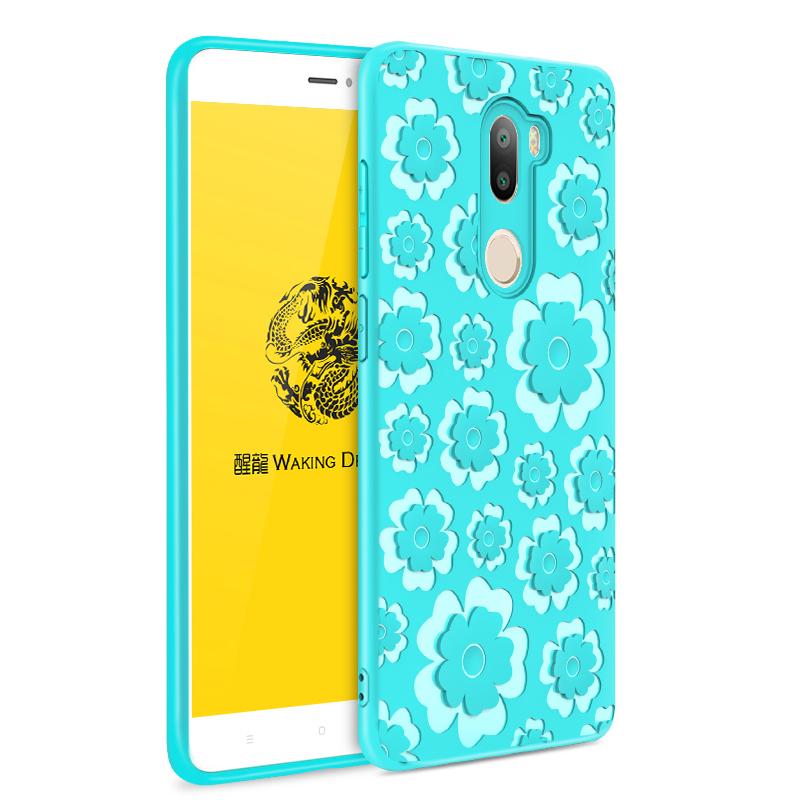 goowiiz Голубое небо MI 5S xiaomi mi 5s 3gb 64gb smartphone gold