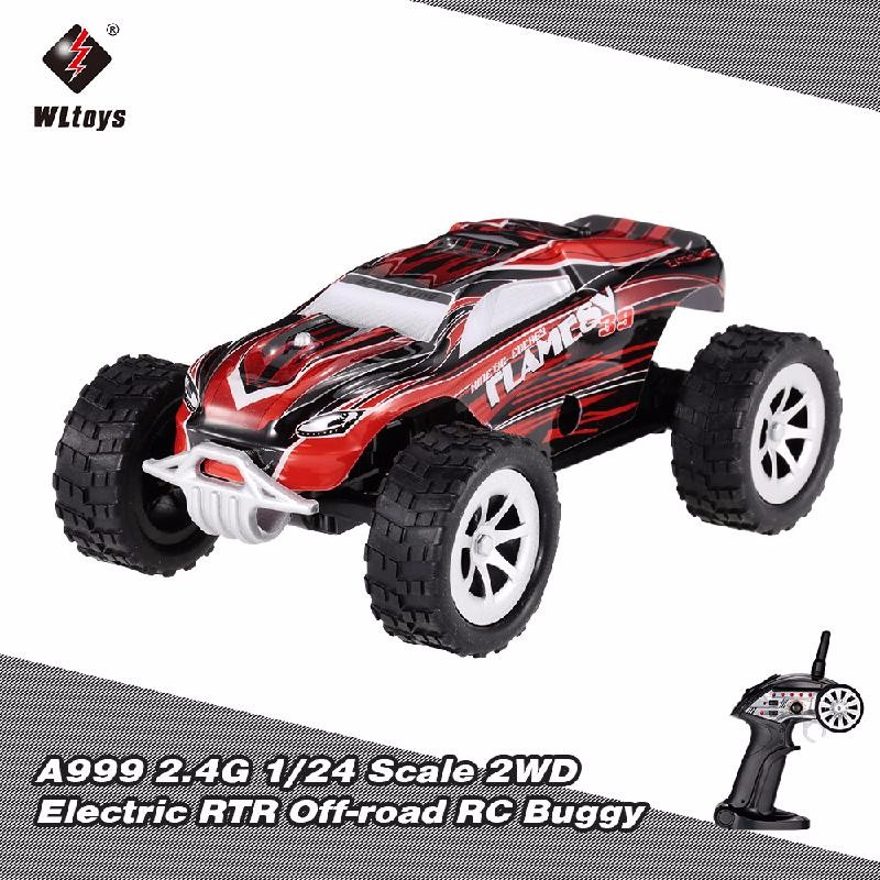 GoolRC Red zingo racing 9115 1 32 micro rc off road car rtr
