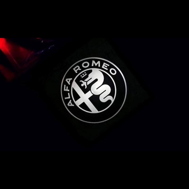 Wskyfook White Для предупреждения двери Alfa Romeo