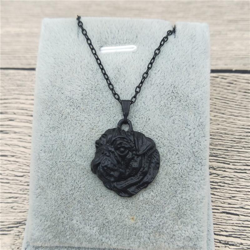 Ожерелье женщин ожерелья способа ожерелья способа ожерелье e l f i n Black унисекс фото