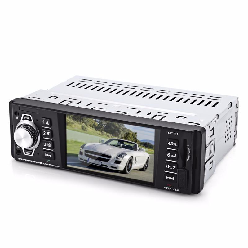 Автомобильный мультимедийный проигрыватель GBTIGER Black фото