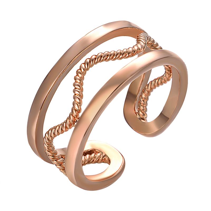 yoursfs Золото yoursfs мода золото кольца кольца циркон ретро дизайн цветочные кольца для вечеринки
