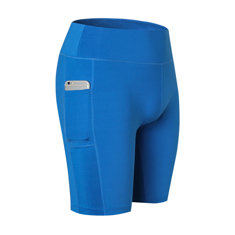 yuerlian Синий XXXXL fbf005 female sports shorts