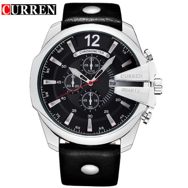 CURREN 02 мужские часы mikhail moskvin gepard 1238a11l1