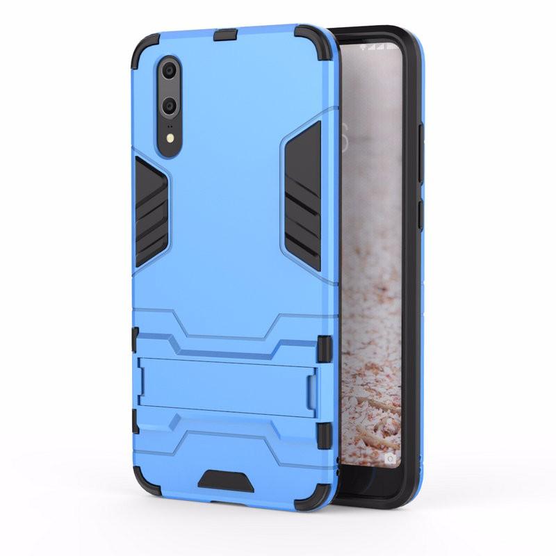 WIERSS синий для Huawei P20 Pro huawei смартфон huawei p20 pro полночный синий