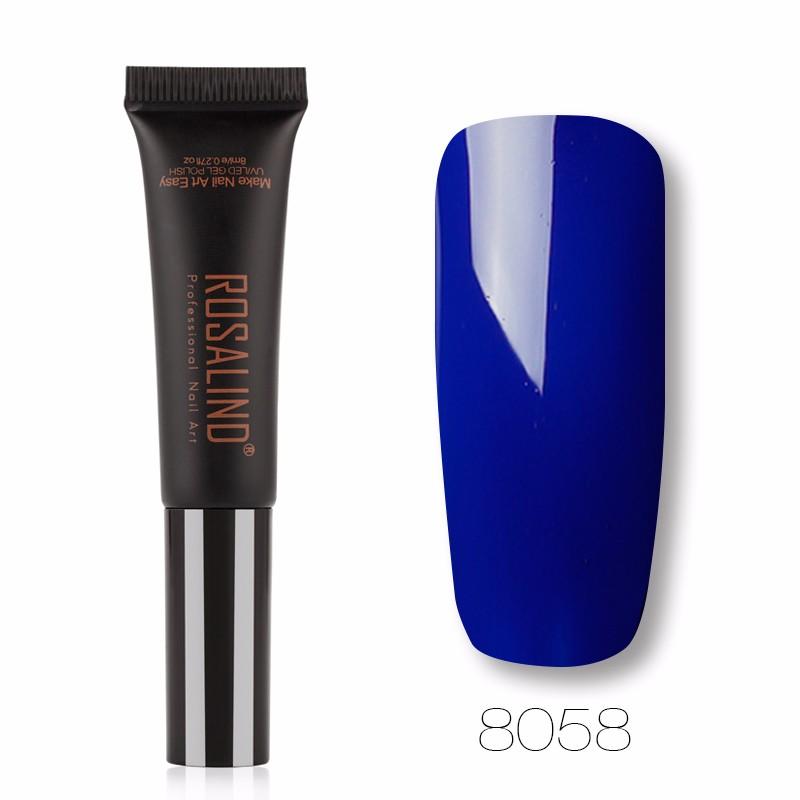 ROSALIND Сухой аккумулятор из нержавеющей стали pupa лак для ногтей lasting color gel 014 мечта принцессы