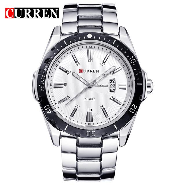 CURREN 02 кварцевые часы reichenbach часы элитные
