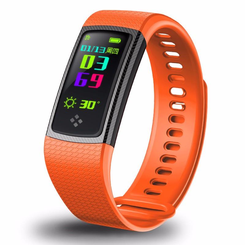 HRAEFN оранжевый аксессуар детский трекер gps lineable smart band size m pink rwl 100pkmd