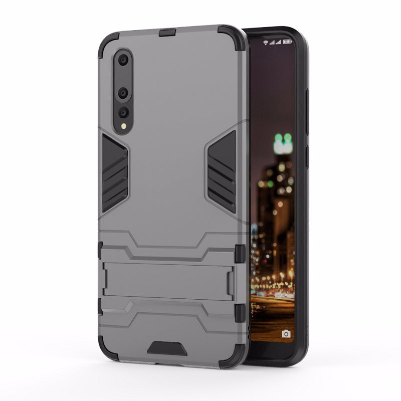 WIERSS Серый для Huawei P20 Lite для Huawei P20 Pro CLT-L04 CLT-L09 CLT-L09C CLT-L29 Ударопрочный жесткий чехол