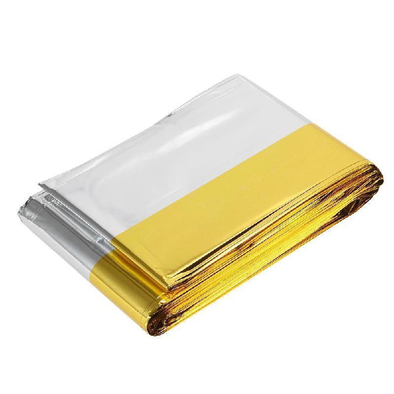 Lixada Золото спасательное снаряжение 215555 01 kubaton