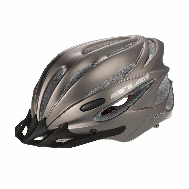 Lixada Серый велосипедный шлем
