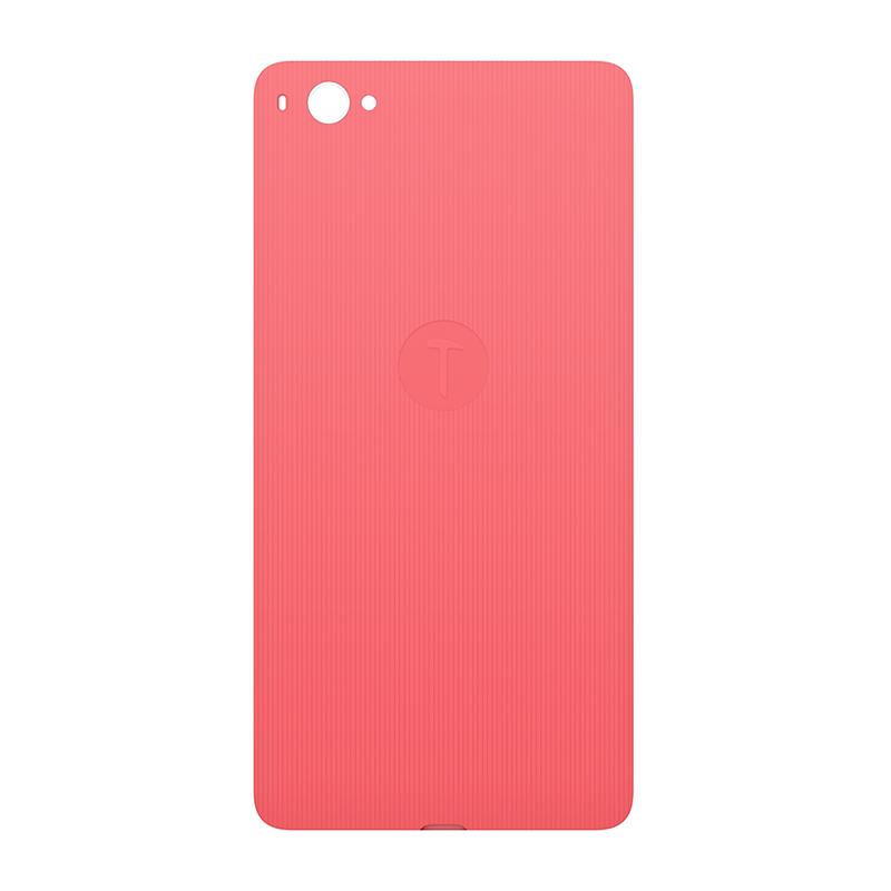 JD Коллекция Красный Smartisan Nut смартфон телефон защитный чехол красный