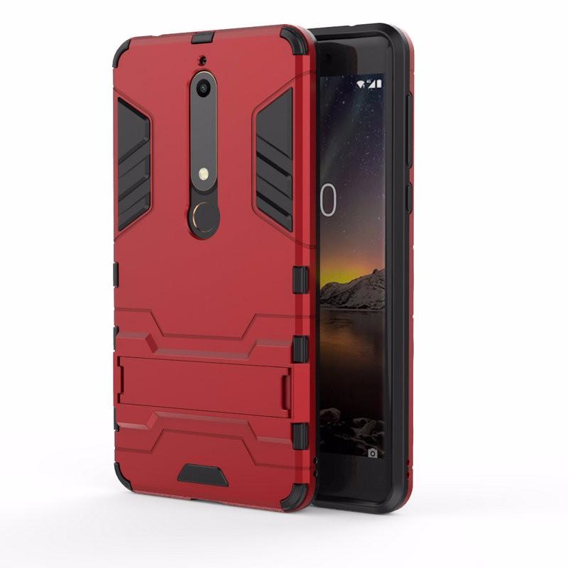 WIERSS красный для Nokia 6