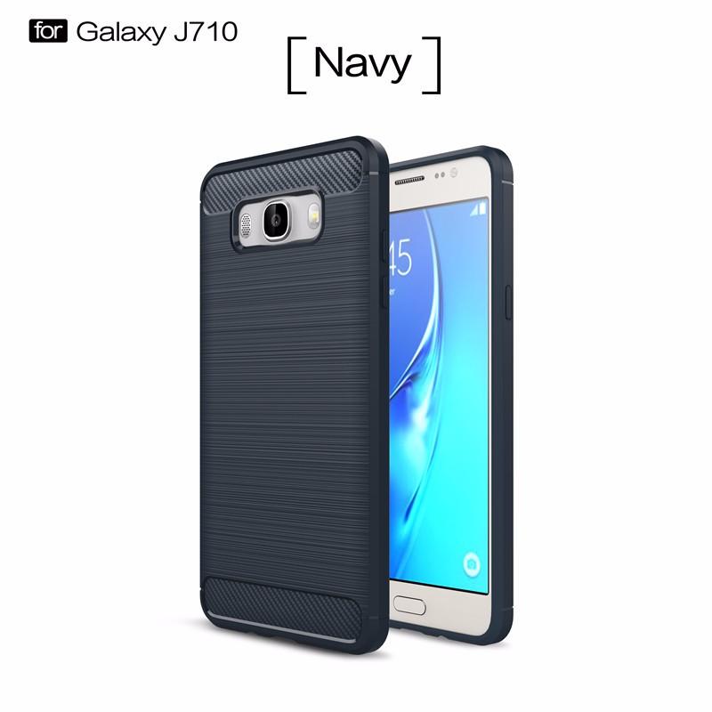KYKEO Синий цвет Samsung Galaxy J7 2016 J710 samsung galaxy j7 j710 2016 gecko 0 26mm zs26 gsgj7 2016