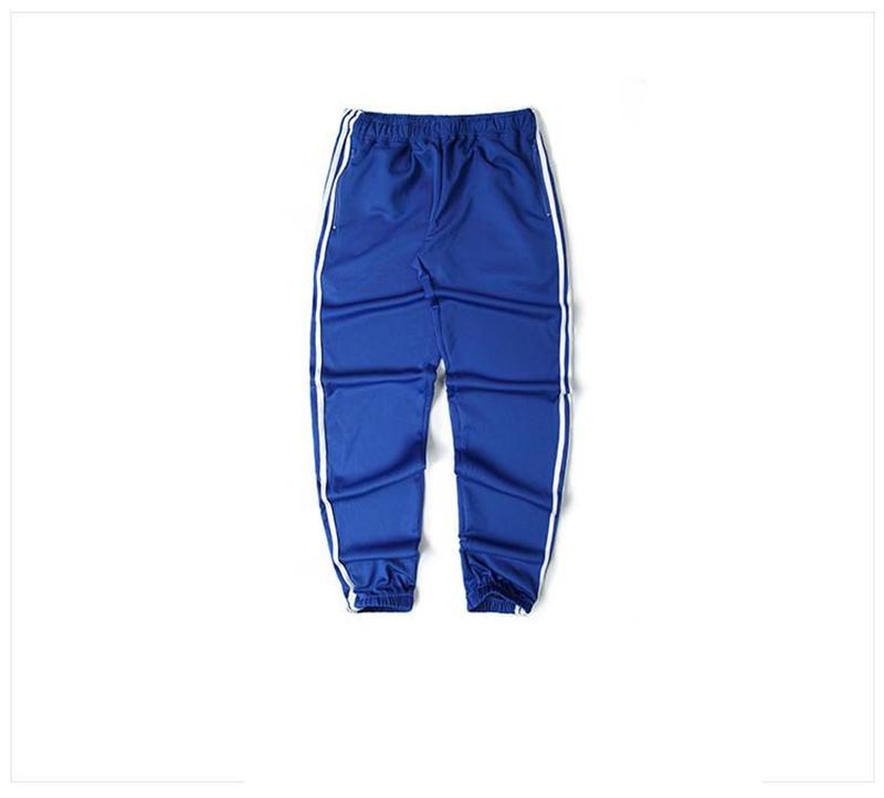Гарем брюки брюки женщин брюки для девочек брюки летние брюки высокие талии брюки SAKAZY синий L фото