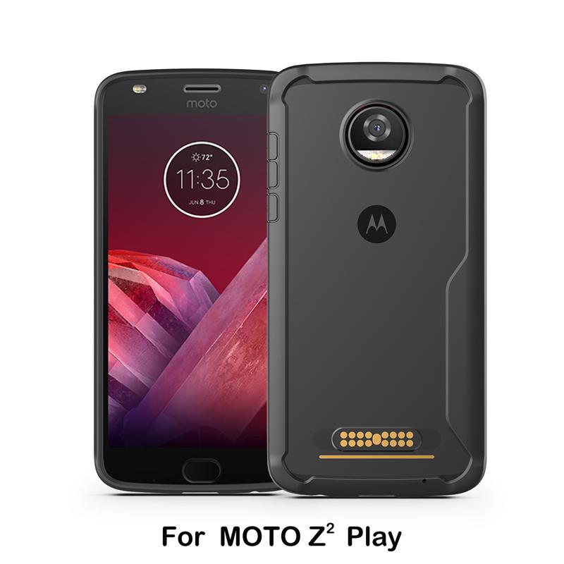 goowiiz чёрный Motorola Moto Z2 Play стоимость