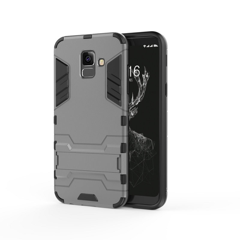WIERSS Светло-серый для Samsung Galaxy A6 Plus 2018 цена
