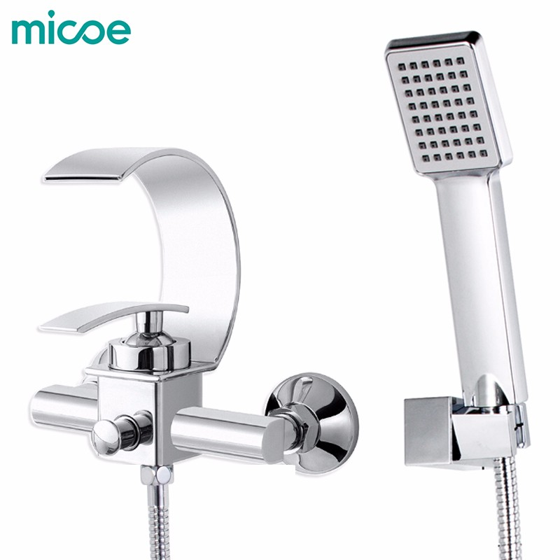 micoe micoe корабли из россии chrome однорычажный смеситель для ванной комнаты с монолитным смесителем смеситель для мойки с выдвижным я