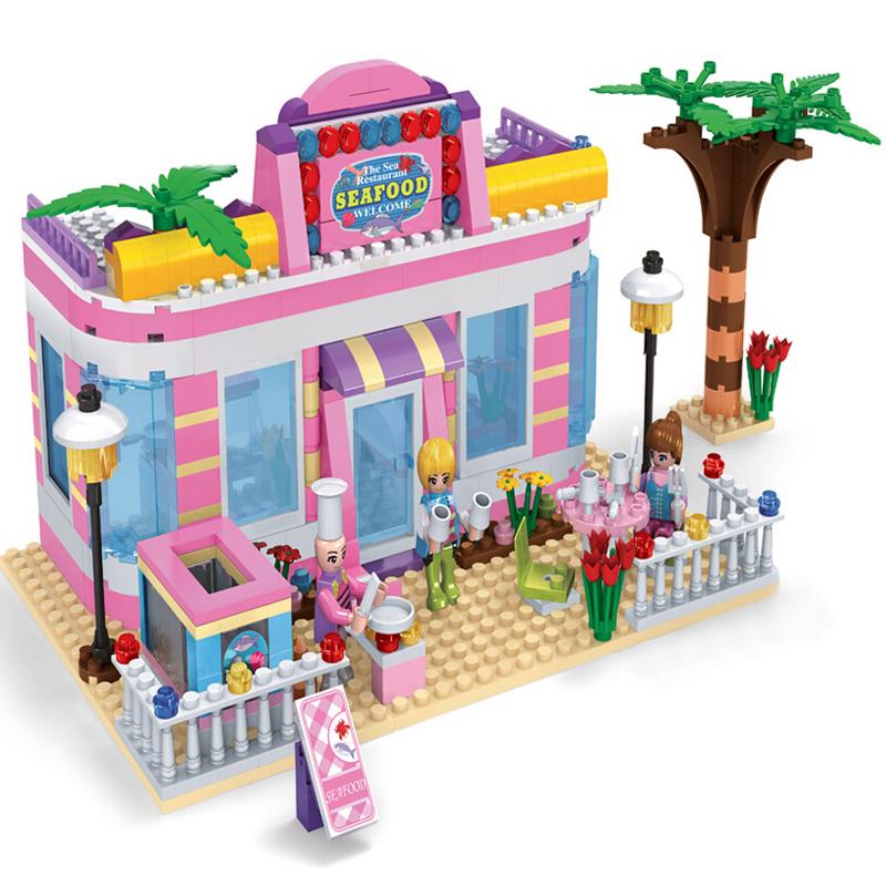 JD Коллекция Пляжный ресторан 1 свеча ресторан