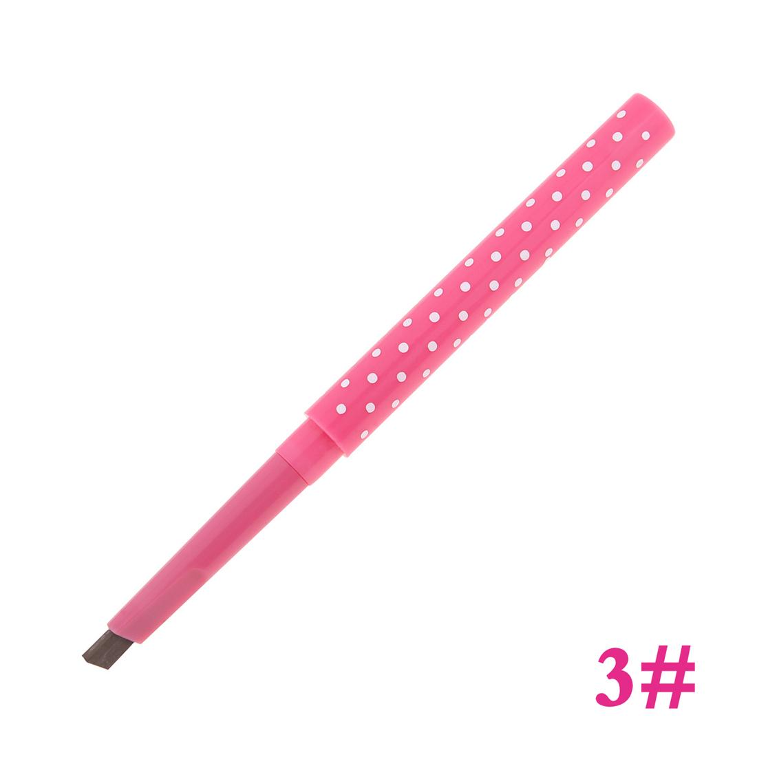 MyMei Темнокоричневый цвет косметические карандаши beyu карандаш для бровей 6 1 2г