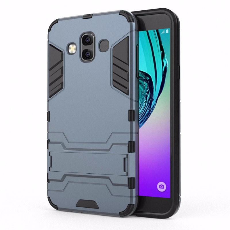 WIERSS Purplish Blue для Samsung Galaxy J7 Duo 2018 J720 смартфон samsung galaxy j7 2016 sm j710fn gold