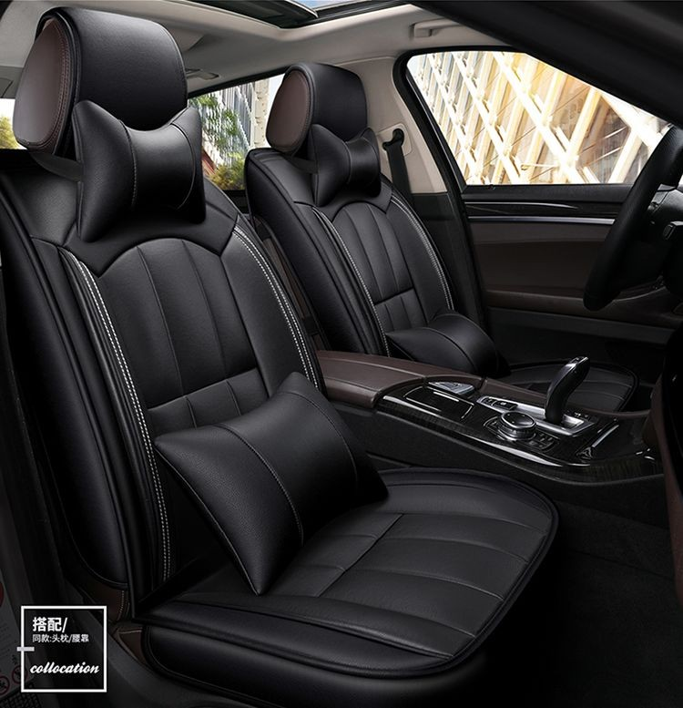 To Your Taste auto accessories Black Деловая одежда