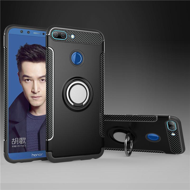 goowiiz чёрный Honor 8 Lite сотовый телефон huawei honor 8 lite 4 32gb blue