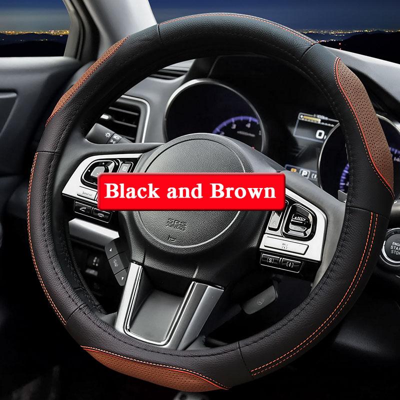 QCBXYYXH Черно-коричневый Для Subaru XV