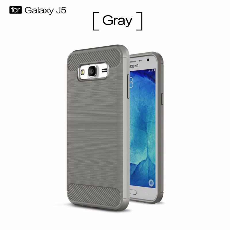 KYKEO Серый Samsung Galaxy J52015 J500 ultra slim clear phone cases for samsung galaxy s6