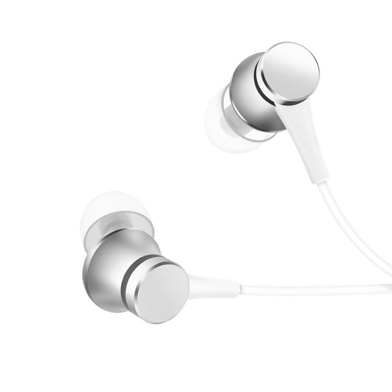 Tissbely White Оригинальный Xiaomi Piston In Ear Earphones Fresh