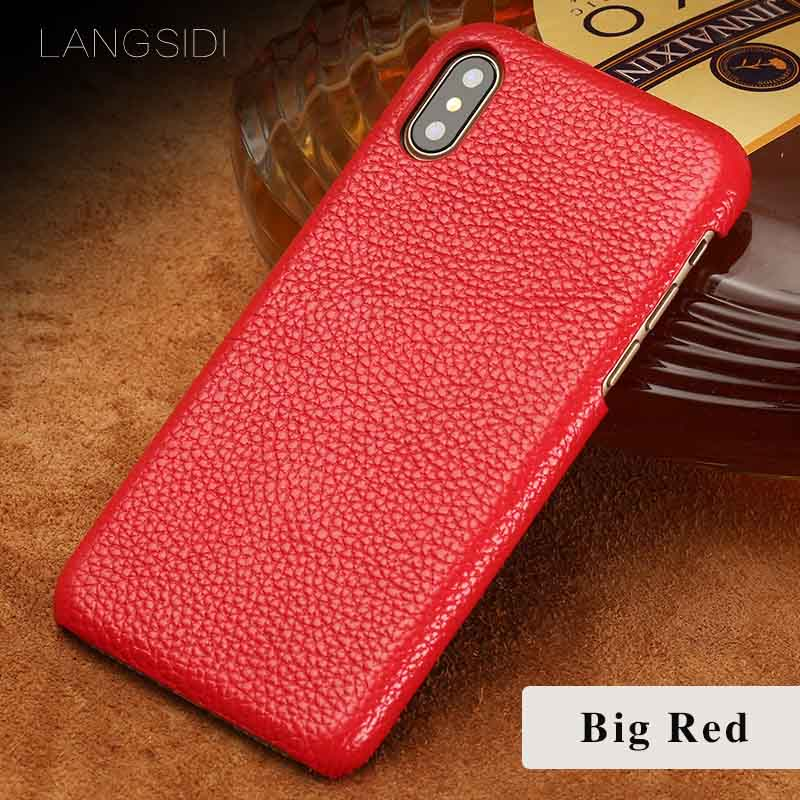 langsidi красный iPhone 6 6s gumai silky case for iphone 6 6s black