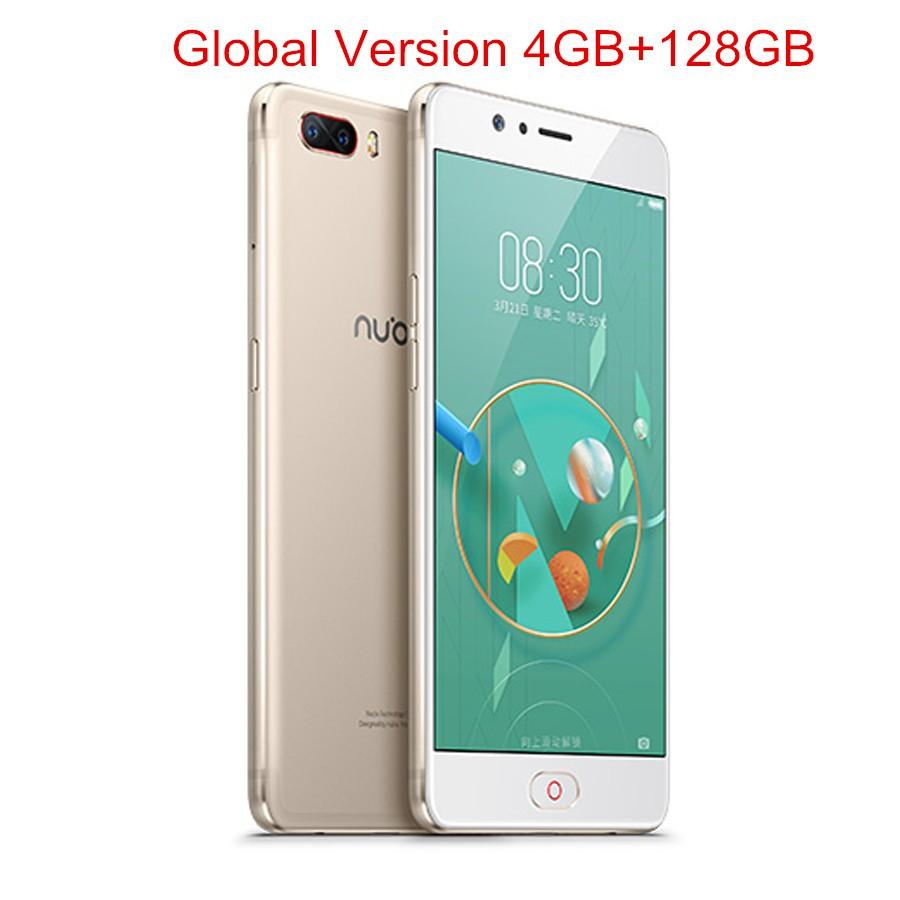 WINN-TECH Золотой 4GB 128GB Стандарт ЕС nubia золотой 8gb64gb